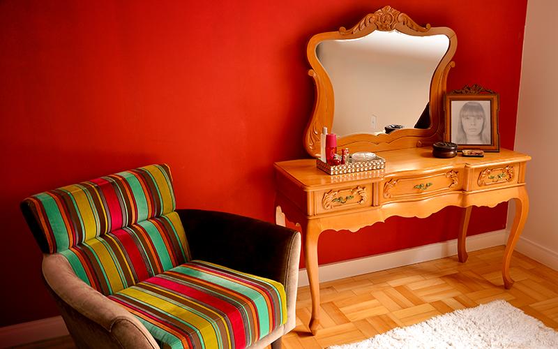 Closet – Residência Pinheiro Machado – Santiago/RS