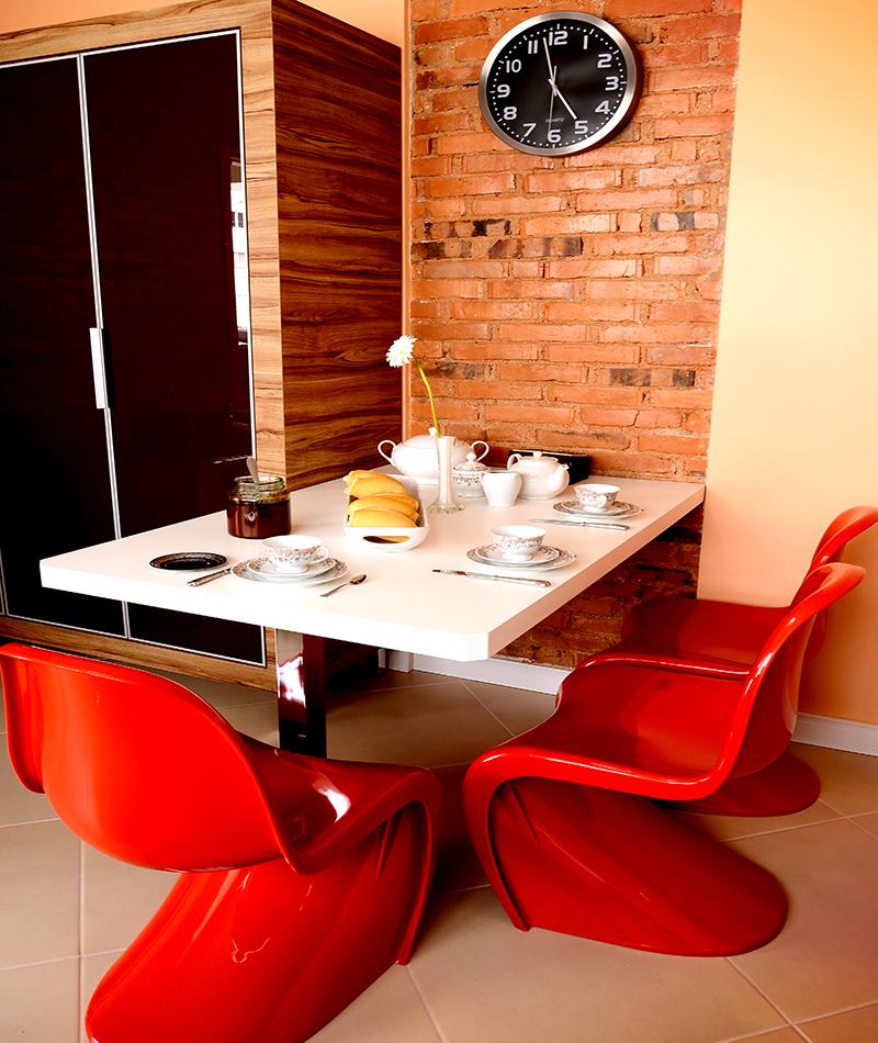 Cozinha – Residência Pinheiro Machado – Santiago/RS
