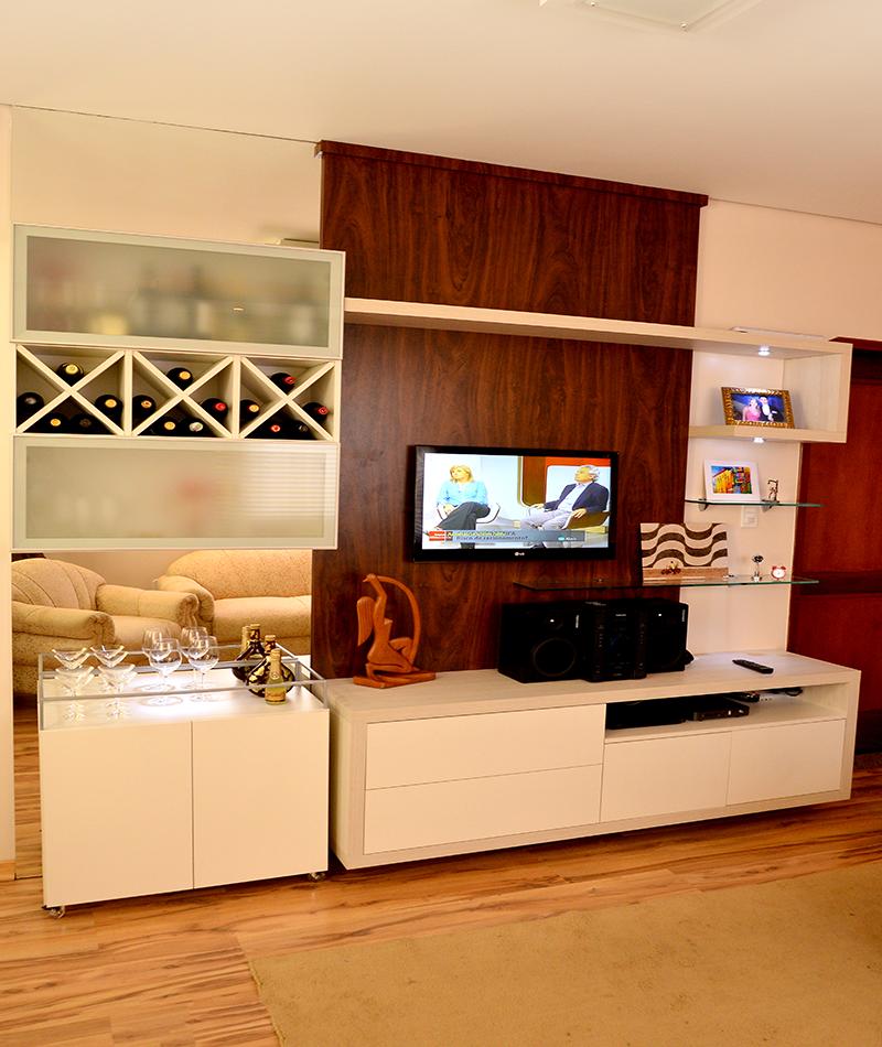 Estar – Residência Flores da Cunha – Santiago/RS