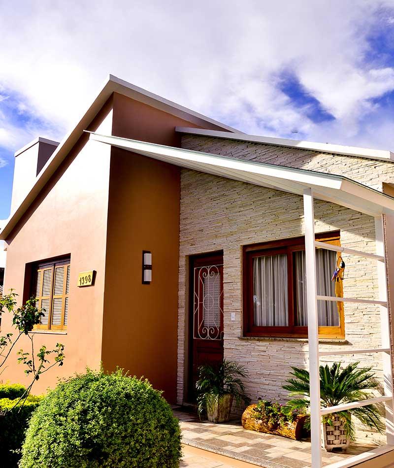 Residência Rua Flores da Cunha - Santiago/RS
