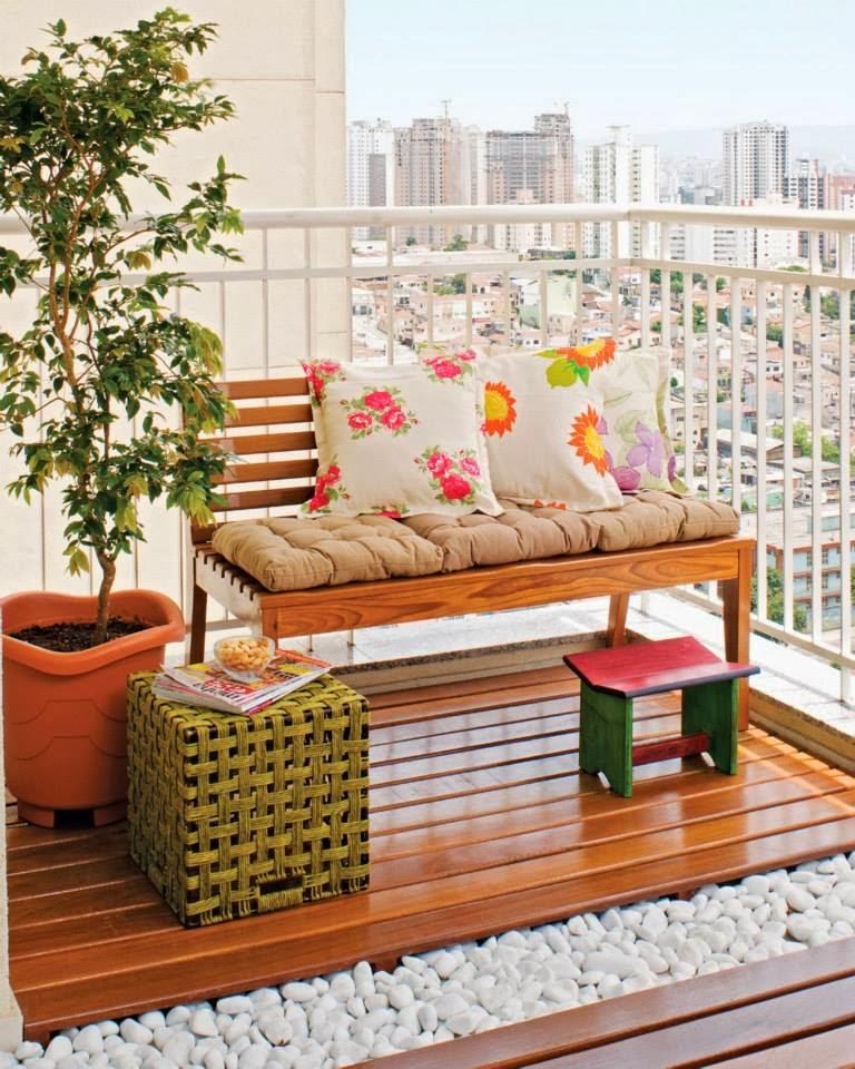 deck em jardim pequeno : deck em jardim pequeno:seu próprio jardim e espaço de lazer em casa. Mesmo em pequenos