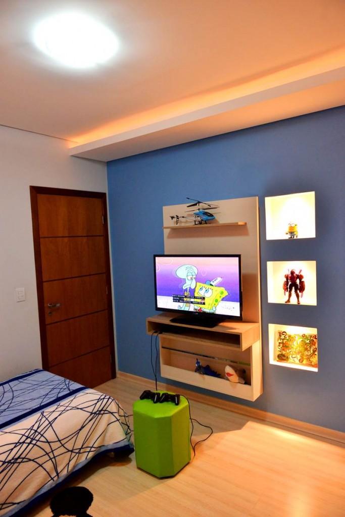 dormitório nichos